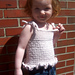 Acerola Baby Dress / Toddler and Child Tank pattern