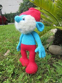 Crochet Smurfette amigurumi pattern | Amigurumi modelleri, Örme ... | 320x240