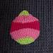 Dotty Egg - Bright pattern