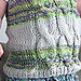 Cabled vest / Fin flettevest pattern