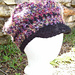 Julia's Newsboy Beret with Style Variations 3-in-1 pattern