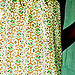 Floral Motif Yoke Top pattern