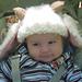 Fiber Fest Little Lamb hat pattern