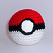 Pokeball pattern