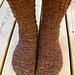 H Sock pattern