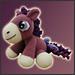 Heather, The Pony pattern