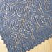 Many Rivers Lace Shawl pattern