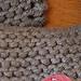 Kerchief Bib pattern