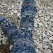 Diamond Wickerwork Socks pattern
