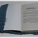 Griddle Stitch Book Cover pattern