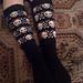 Skull Socks pattern