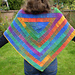 Ten Stitch Triangle pattern