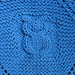 Owl Dishcloth pattern