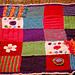 Baby's Texture Blanket pattern