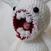 Mr Bunnyford - Crochet pattern