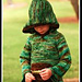 Sleuthing Hoodie (for little ones) pattern
