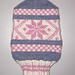 Flu Fighter Hot Water Bottle Cover pattern