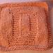 D Dishcloth pattern