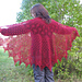 Vernal Equinox Shawl Surprise pattern