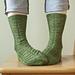 Greenleaf Socks pattern