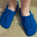 Feltable Slippers pattern