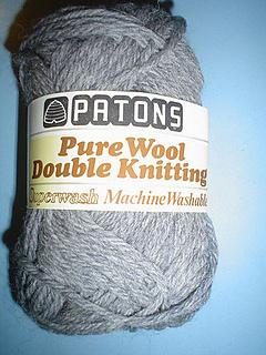 Ravelry: Patons UK Pure Wool Double Knitting