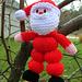 Meet the Poppets: Santa pattern