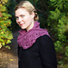 Scroll Lace Scarf pattern