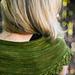 Cedar Leaf Shawlette pattern