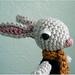 Randal Rabbit Amigurumi pattern