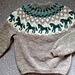 Hestapeysa (Icelandic Sweater with Horses) pattern