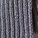 Wainscott Ribbed Scarf pattern