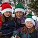 Santa and Santas Elves Hats pattern