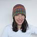 Brand New Corrugated Pillbox Hat pattern