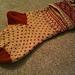 Setesdal Stocking pattern