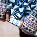 Wintry Mix Mitts pattern