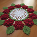 Rose Doily #804 pattern