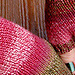 Easy Handspun Mitts pattern