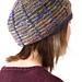 Aduki hat pattern