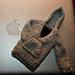 iPhoodie (ipod/iphone hoodie) pattern