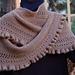 Folk School Shawl pattern