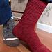 Longjohn Sock pattern