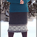 Winter Skirt pattern