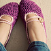 Mary Jane Slippers pattern