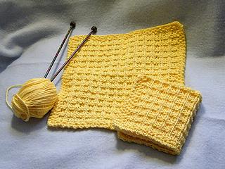 yellow face cloths