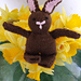 Easter Hare/Bunny Puppet pattern