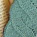 Sea Crest Bookmark pattern
