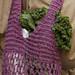 Linen Market Bag pattern