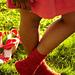 Toe-Up Traditional Socks pattern