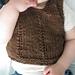 Nipper Baby Vest pattern